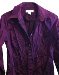 Banana Republic Top Purple