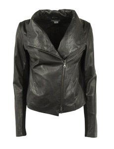 Vince Modern Timeless Leather Jacket