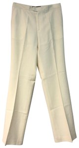 Ellen Tracy Straight Pants BEIGE