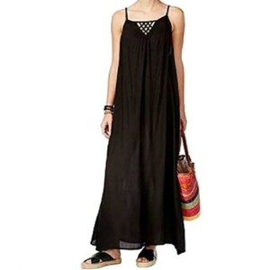 Black Maxi Dress by Raviya