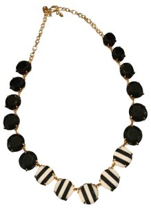 Kate Spade New Kate Spade The Right Stripe Statement Necklace - WBRUB634