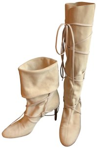 Michael Kors Collection cream Boots