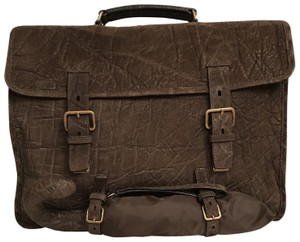 Prada Briefcase Attache Portfolio Men's Exotic Laptop Bag