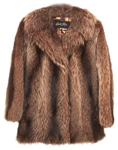 Ben Ric Raccoon Jacket Raccoon Custom Fur Coat