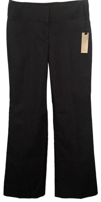 Item - Dark Blue Editor Flare Slacks Pants Size 4 (S, 27)