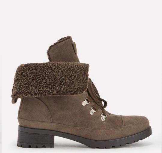 JustFab brown Boots Image 3