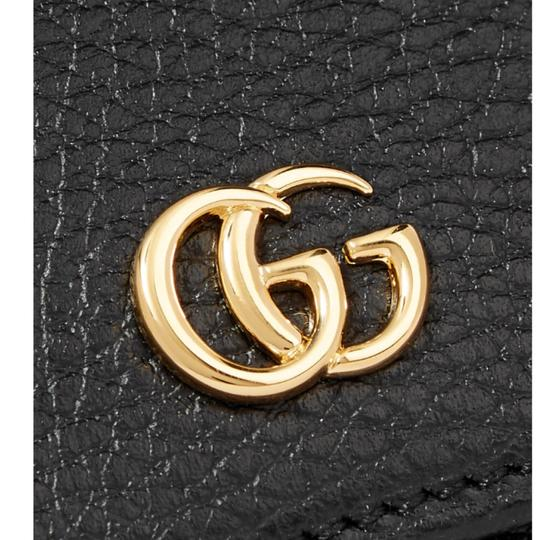 Gucci Marmont GG leather continental flap long wallet Image 4
