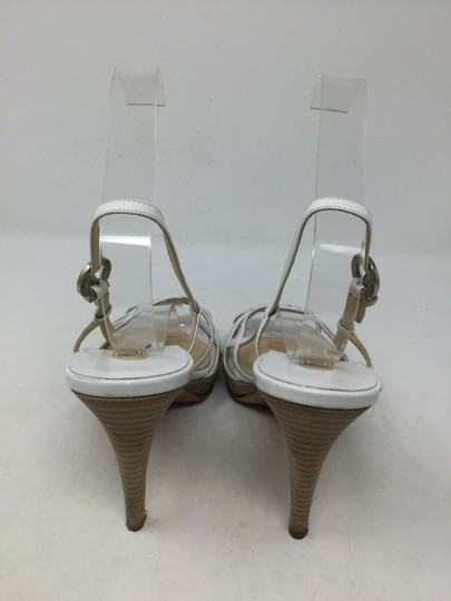 Luciano Padovan S040418-27 Heels white Pumps Image 1