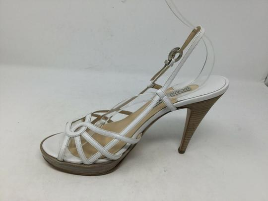 Luciano Padovan S040418-27 Heels white Pumps Image 2