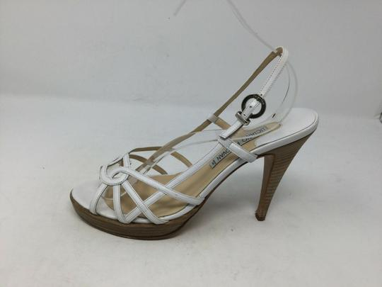 Luciano Padovan S040418-27 Heels white Pumps Image 3