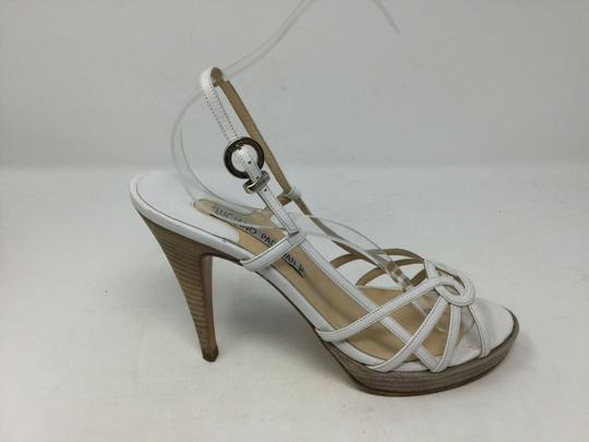 Luciano Padovan S040418-27 Heels white Pumps Image 5