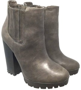 Candies S072318-37 brown Boots