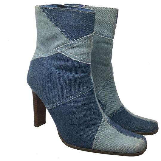 Preload https://img-static.tradesy.com/item/25192730/paprika-blue-women-s-ankle-jean-fabric-bootsbooties-size-us-55-regular-m-b-0-0-540-540.jpg