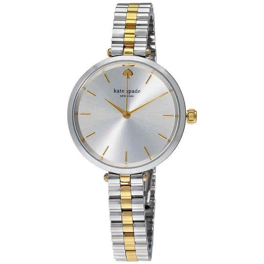 Preload https://img-static.tradesy.com/item/25192773/kate-spade-two-tone-holland-index-gold-stainless-steel-quartz-round-ladies-watch-0-0-540-540.jpg