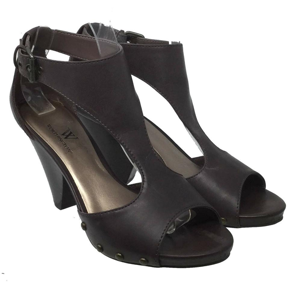 Worthington Black Women's Designer Heels Pumps Size US 7 5 Regular (M, B)  66% off retail
