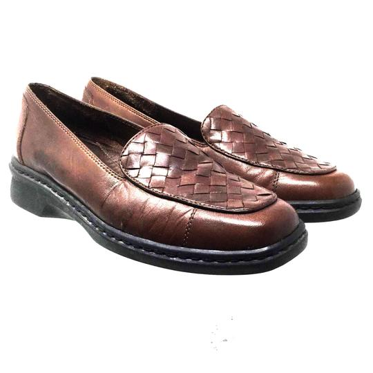 Preload https://img-static.tradesy.com/item/25192783/brown-men-s-weaved-loafers-leather-flats-size-us-7-regular-m-b-0-0-540-540.jpg