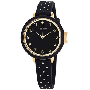 Kate Spade Park Row Arabic Numeral Gold Stainless Steel Quartz Ladies Watch