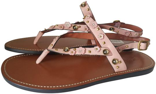 Coach soft pink/ nude Sandals Image 0