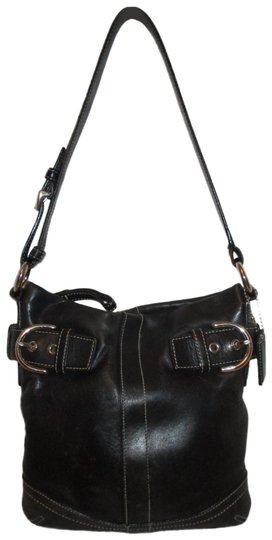 Preload https://img-static.tradesy.com/item/25193086/coach-1453-black-cowhide-leather-shoulder-bag-0-1-540-540.jpg