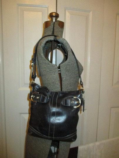 Coach Leather Onm Oo1 Shoulder Bag Image 1