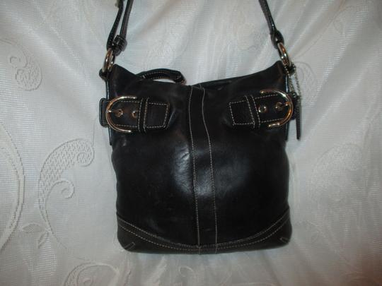 Coach Leather Onm Oo1 Shoulder Bag Image 2