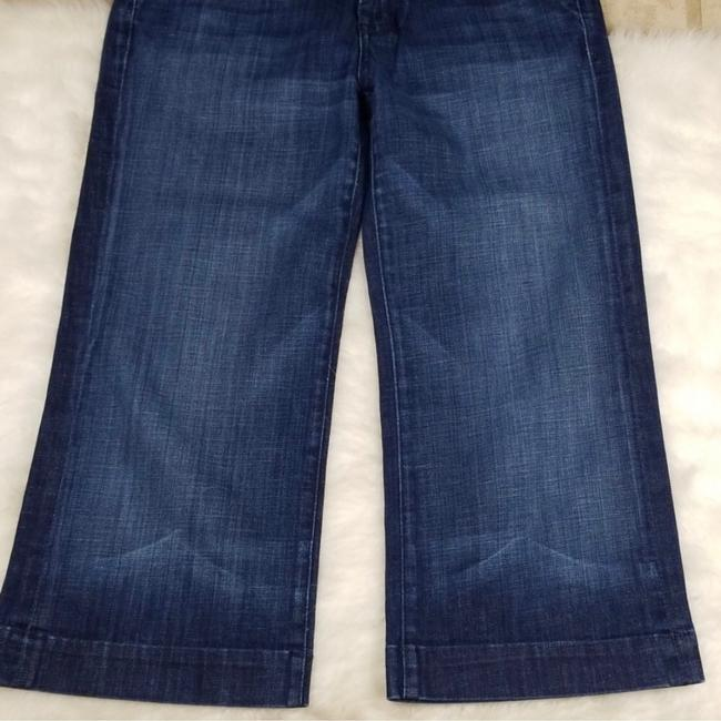 7 For All Mankind Capri/Cropped Denim Image 3