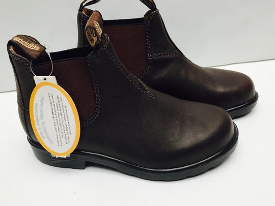 Bluenotes' Brown Boots Image 1