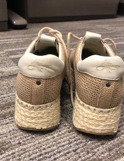 OTBT Espadrille Metallic New Gold Athletic Image 4