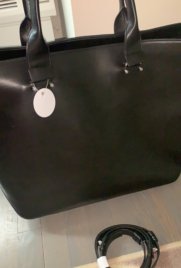 Hugo Boss Tote in black and white Image 2