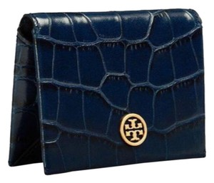 Tory Burch 50704 EMBOSSED FOLDABLE CARD CASE