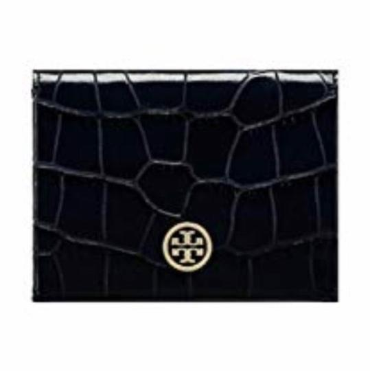 Tory Burch 50704 EMBOSSED FOLDABLE CARD CASE Image 1
