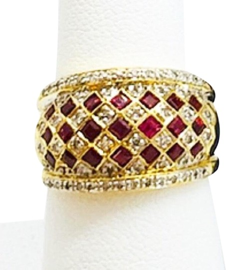 Preload https://img-static.tradesy.com/item/25193298/red-and-gold-ring-0-3-540-540.jpg