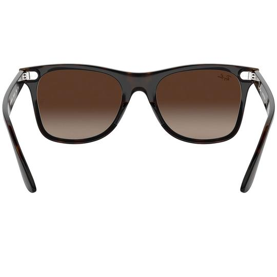 Ray-Ban Frame & Brown Gradient Lens Unisex Square Image 4