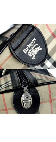 Burberry MULTI COLOR Travel Bag Image 9