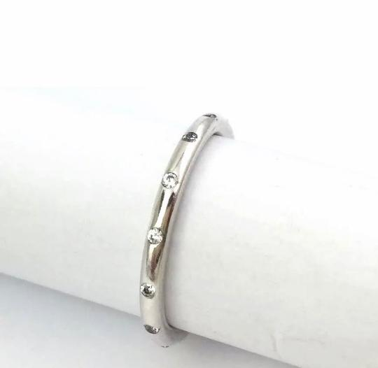 PANDORA Nwot Pandora droplets sterling silver ring Image 9