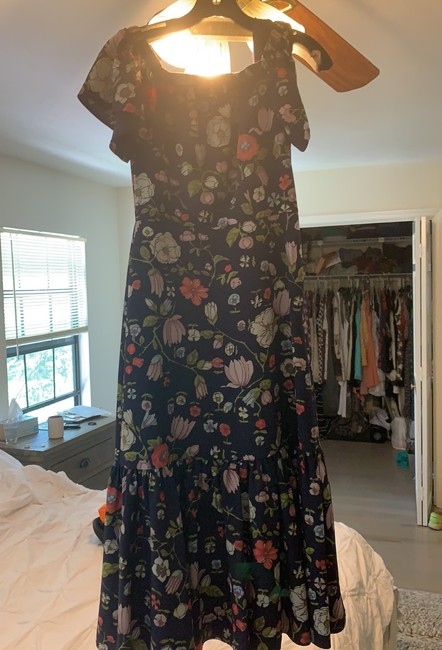 blackberry Maxi Dress by Rebecca Taylor Image 1