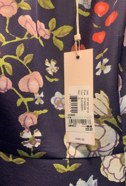 blackberry Maxi Dress by Rebecca Taylor Image 3