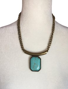 Other turquoise center bronze