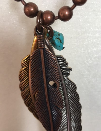 Other feather turquoise Image 2