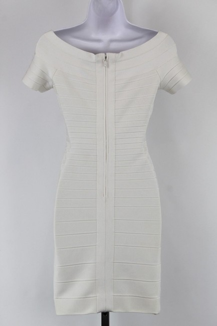 Hervé Leger Bodycon Dress Image 1