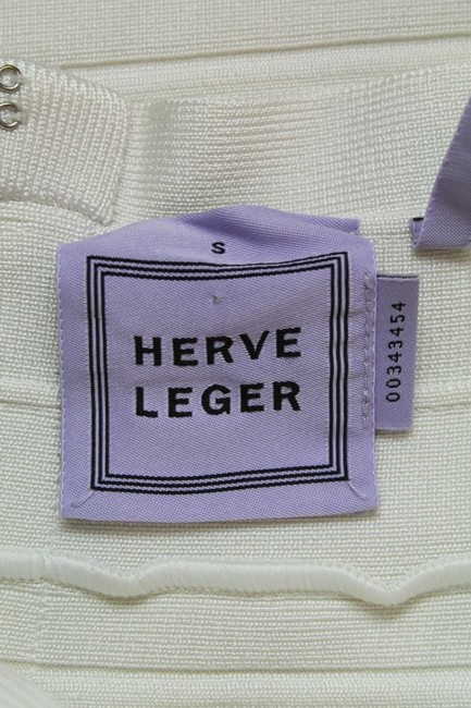 Hervé Leger Bodycon Dress Image 2