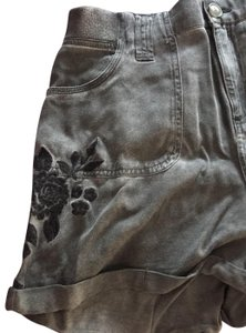 Other Cargo Shorts grey and black