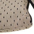 RED Valentino Canvas Lace Tote in Beige Image 9