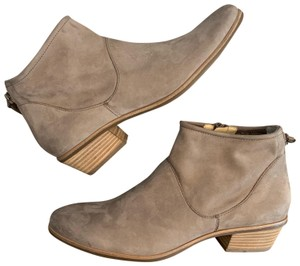 Paul Green Antelope Suede Boots