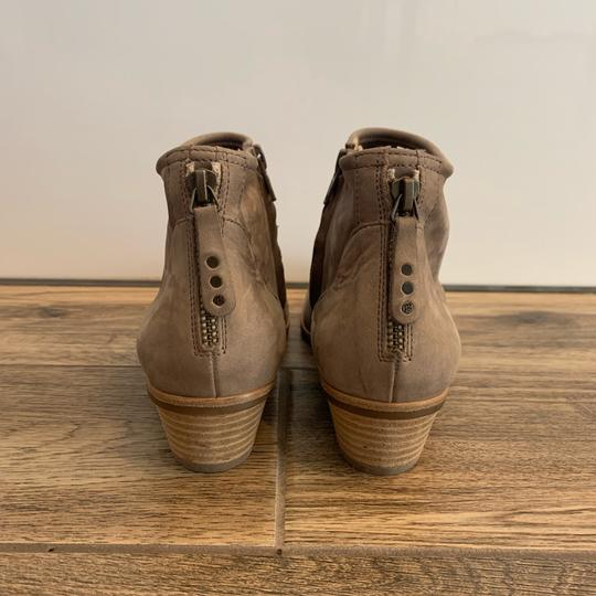 Paul Green Antelope Suede Boots Image 5