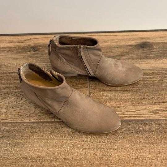 Paul Green Antelope Suede Boots Image 6