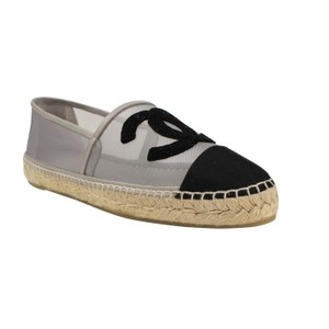 59f443a2bd3bc Women's Grey Chanel Shoes - Up to 90% off at Tradesy