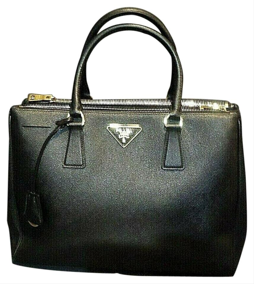 81c5e899ce44 Prada Galleria Lux This Listing Is For Saffiano Large Exe Black ...