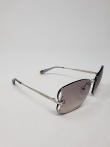 567ddb7e51c Louis Vuitton Silver-tone metal Louis Vuitton Lily glitter sunglasses