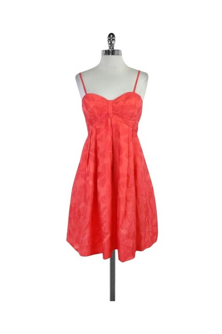 Jill Stuart Pink Short Casual Dress Size 8 (M) Jill Stuart Pink Short Casual Dress Size 8 (M) Image 1